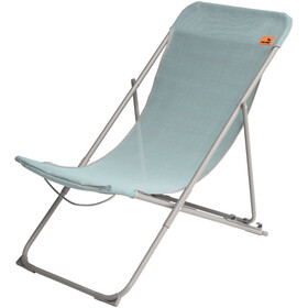 Easy Camp Reef Chaise longue, aqua blue